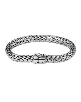 John Hardy Kali Silver Medium Bracelet