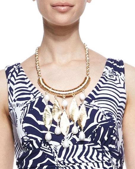 "She Shells Necklace, 22"""