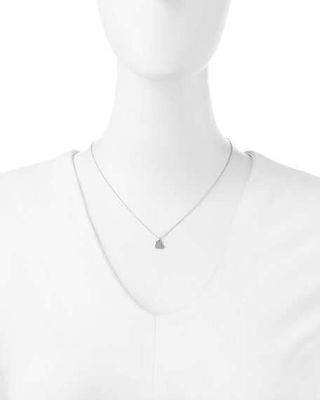Sweet 16 Silver-Plated Necklace