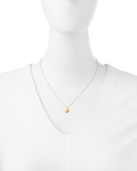 Gold-Dipped Accomplish Magnificent Things Necklace