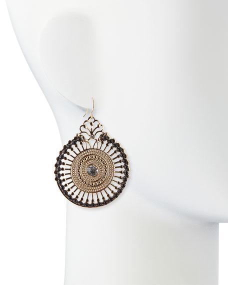 Morocco Hoop Earrings