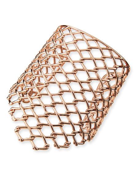 Asymmetric Barb-Link Cuff
