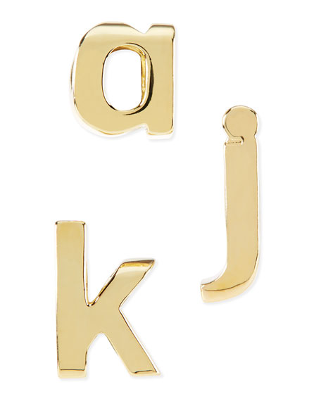 Kendra Scott 14k Gold-Plated Letter Charm