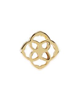Kendra Scott 14k Gold Plated Logo Charm