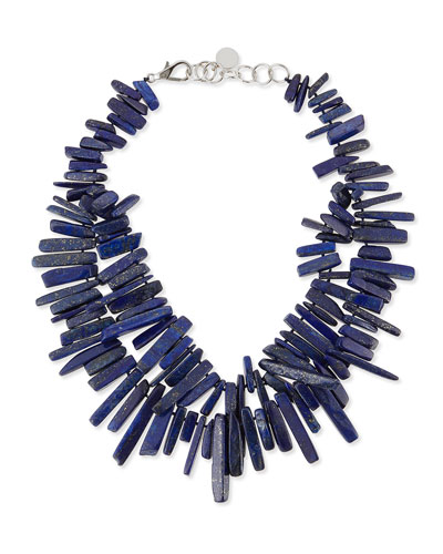 Nest Lapis Point Necklace