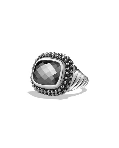 Ostera Ring with Hematite