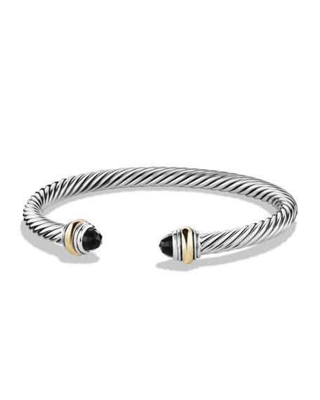 David Yurman Color Classic Bracelet with Onyx and