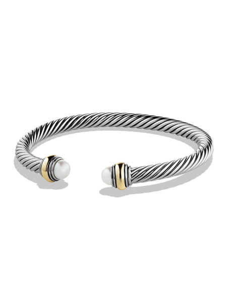 David Yurman Color Classics Bracelet with Pearls and