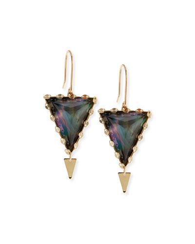 Lana Small Mystiq Spike Earrings