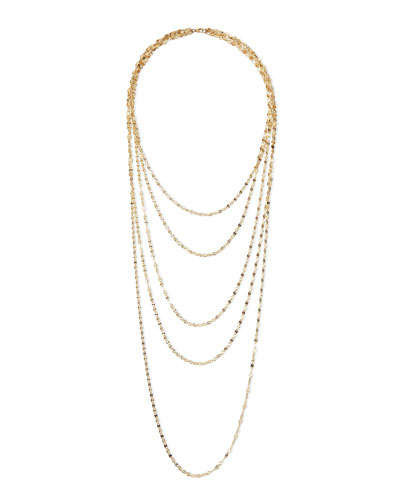 Lana 14k Mega Roma Necklace