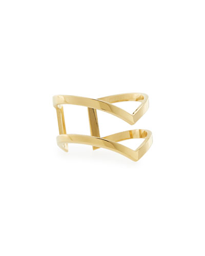 Stacked Odette 2 Ring