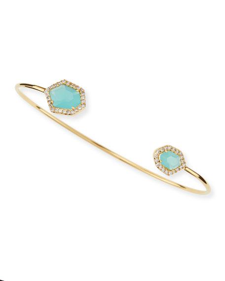 Pinch Bracelet, Mint