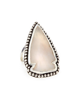 Pamela Love Jasper Arrowhead Ring