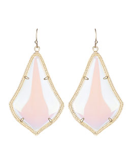 Kendra Scott Alexandra Iridescent Earrings