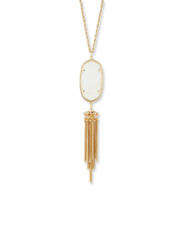 Kendra Scott Rayne Pendant Necklace, Mother-of-Pearl