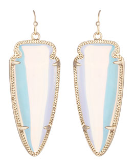 Kendra Scott Skylar Earrings, Iridescent