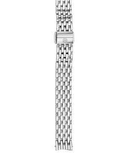 MICHELE Serein 12mm Stainless Steel 7-Link Bracelet