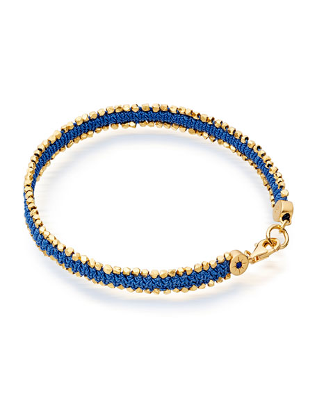 A Great Adventure Bracelet in 18k Vermeil