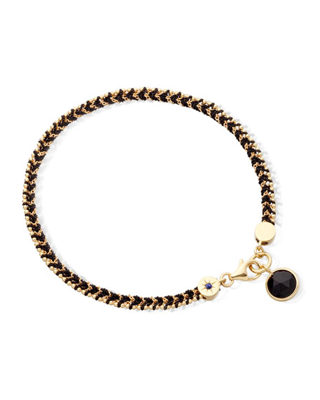 You Pretty Thing Bracelet with Black Onyx