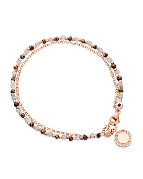 Astley Clarke Cosmos Friendship Bracelet with Labradorite &