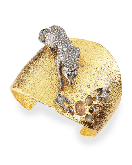 Elements Crouching Fox Cuff