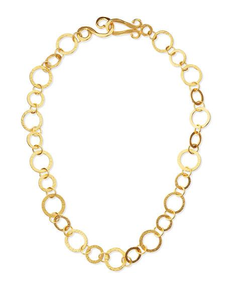 Stephanie Kantis Regency 24k Gold-Dipped Necklace, 18