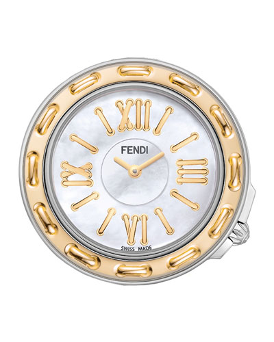 Selleria 18k Gold Plate Watch Head