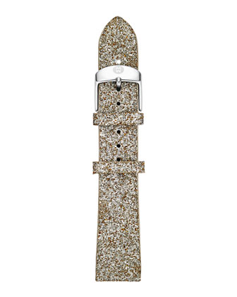 Michele 18mm straps