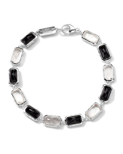 Sterling Silver Wonderland All-Stone Linear Bracelet in Astaire