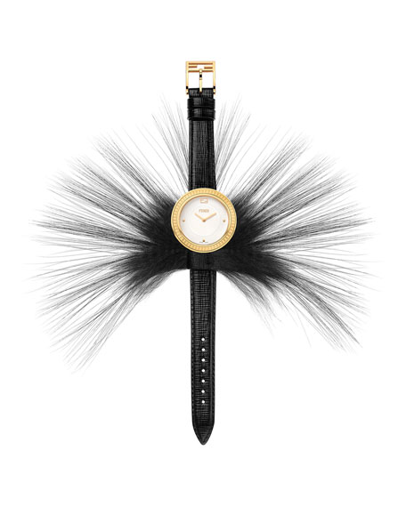 Fendi Timepieces Fendi My Way Watch with Removable