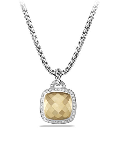 Albion Enhancer with Gold and Diamonds