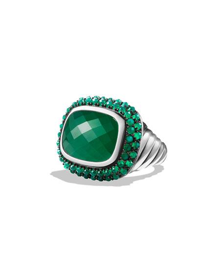 David Yurman Osetra Ring With Green Onyx Neiman Marcus