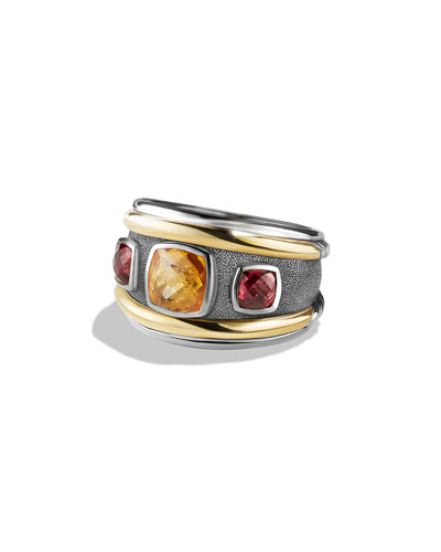 Renaissance Ring with Gold