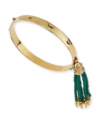 Nomadic Hologram Bangle Bracelet