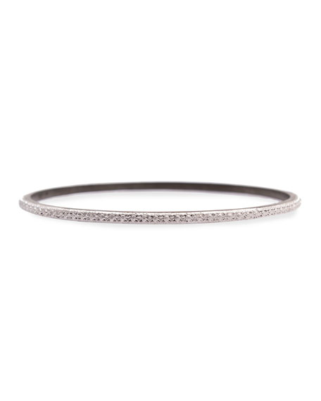 Armenta New World/Midnight Bangle Bracelet