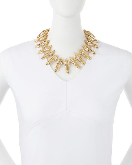 Auden Prism Crystal Collar Necklace