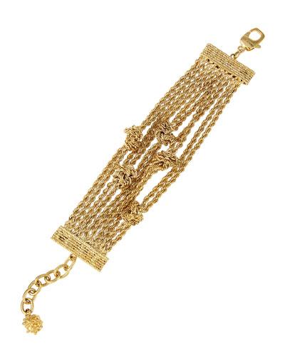 Boucle Knot Chain Bracelet