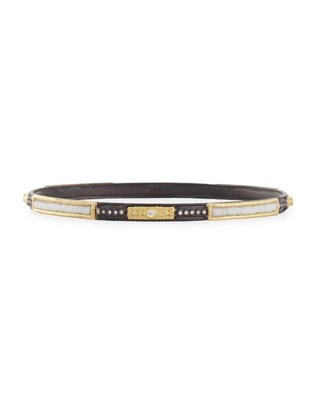 Armenta Old World Skinny Mosaic Bangle Bracelet