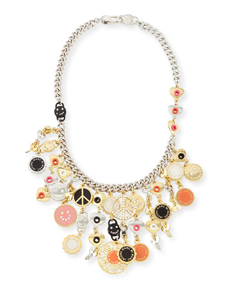 Happy House Statement Necklace