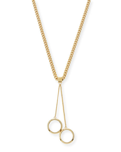 Carly Pendant Necklace, 34