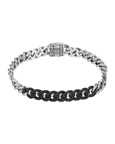 Classic Chain Lava Small Link Bracelet
