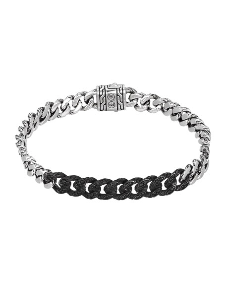John Hardy Classic Chain Lava Small Link Bracelet