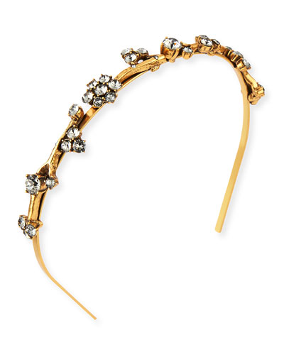 Crystal Branch Headband