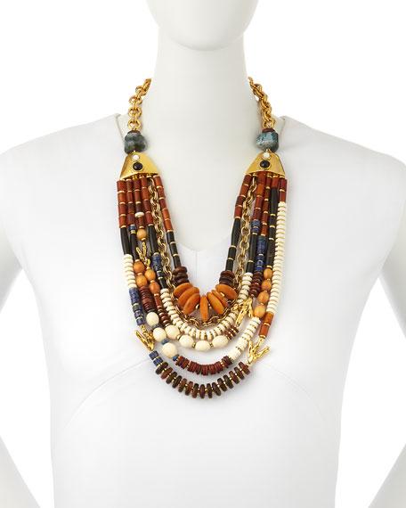 The Medina Necklace, Multi Colors