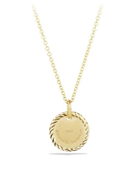 Diamond Star of David Pendant Necklace