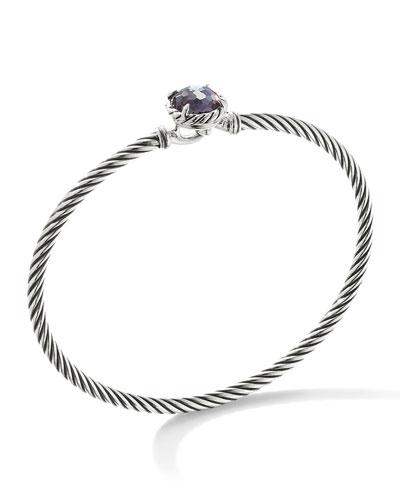 Chatelaine Bracelet with Stone