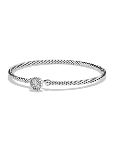 Chatelaine Bracelet with Diamonds