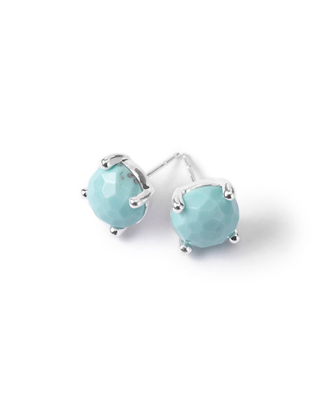 Ippolita Silver Rock Candy Mini Stud Earrings in