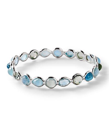 Ippolita Rock Candy Silver All Around Bangle Bracelet