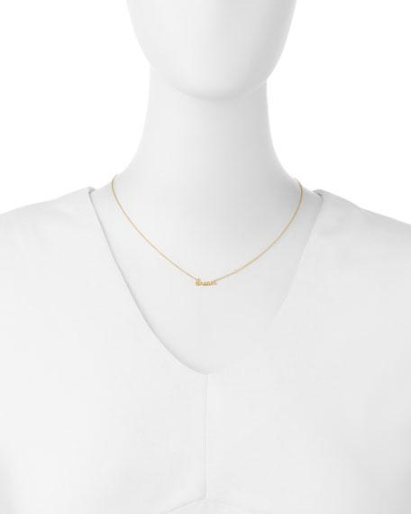 Dream Bezel Diamond Pendant Necklace